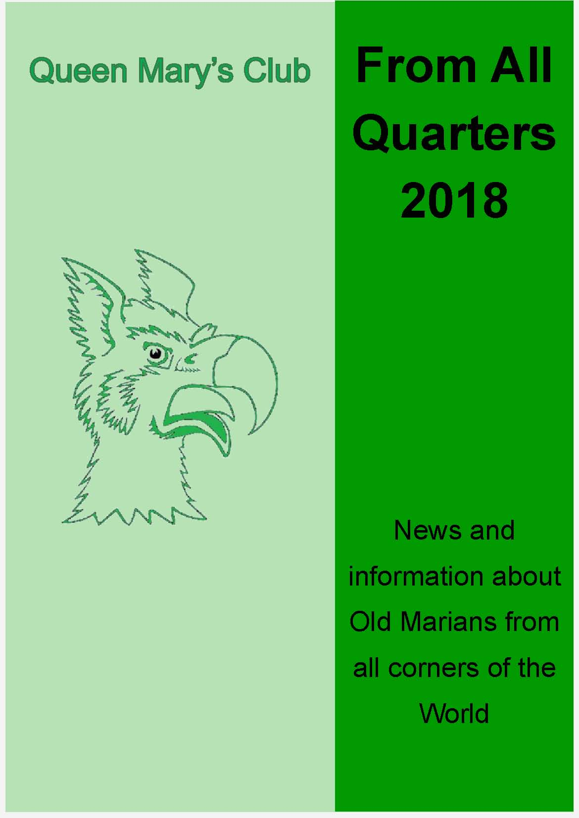 From All Quarters 2018