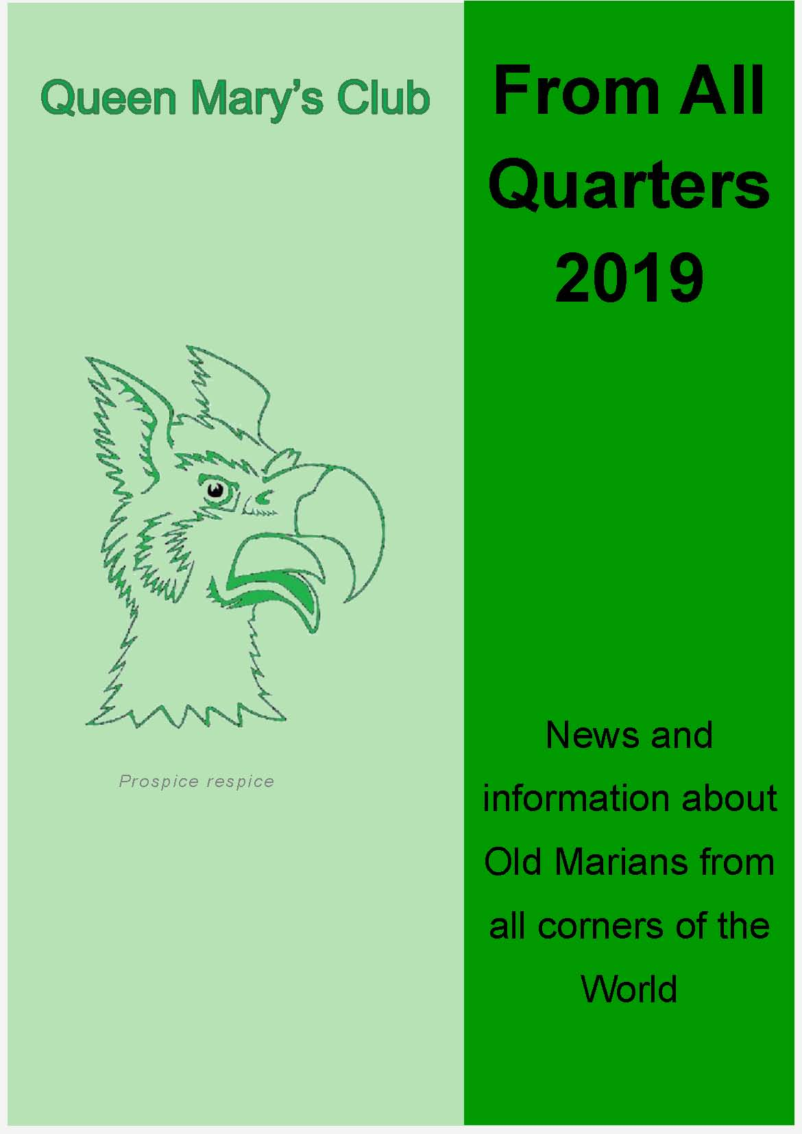 From All Quarters 2019